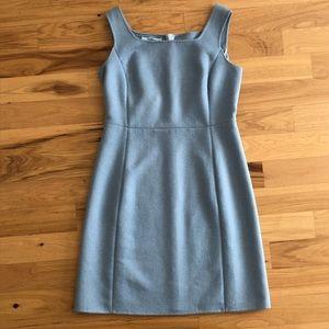 Prada cashmere/wool shift dress